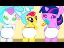 My Little Pony Harmony Quest Мои Маленькие Пони Миссия Гармонии игра как мультик часть 6 ГАМИКС