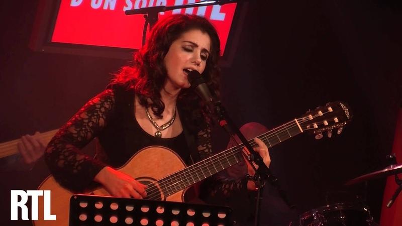 Katie Melua - Better than a dream en live dans les Nocturnes de Georges Lang - RTL - RTL