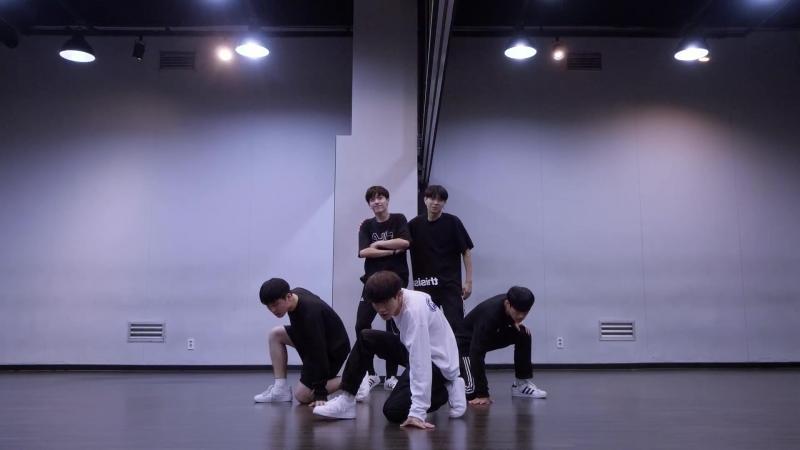 세븐틴 SEVENTEEN A TEEN 에이틴 ost ¦ 연습 ¦ 거울 모드 ¦ Vana Kim Kook D Hwan Choreography