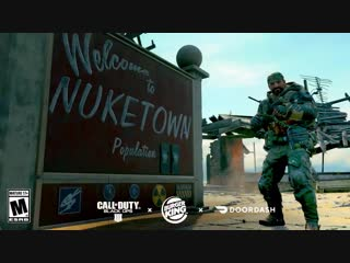 Get the Zombified' gesture by ordering BurgerKing's special Nuketown Meals