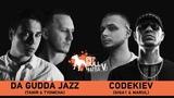 PIt bull battle BPM Da Gudda Jazz (Tanir x Tyomcha) vs CODEKIEV (Giga1 x Marul)