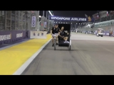 The Singapore Trishaw _ Max Verstappen and Daniel Ricciardos Marina Bay Track G
