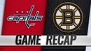 Washington Capitals vs Boston Bruins | Preseason | Game Highlights | Sep.16, 2018 | Обзор матча