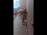 Вилена Валиева 2 года. Синдром Ангельмана.mp4