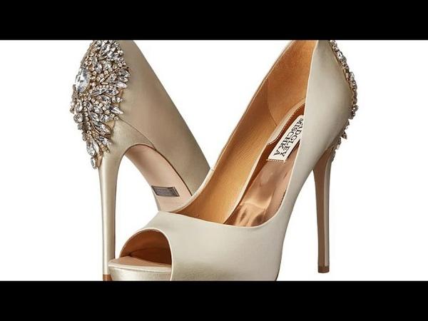 Stylish Bridal Peep Toe Shoes/Latest Peep Toe Shoe Design/Peep Toes Shoes/Latest Sandal Design