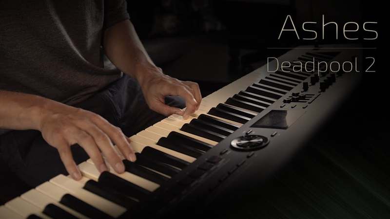 Deadpool 2 - Ashes (Celine Dion) \\ Jacob's Piano