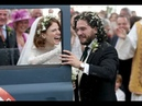 """""""Game of Thrones"""" Stars Kit Harington and Rose Leslie are Married"""