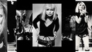 Blondie Fade Away and Radiate black'n'white pictures
