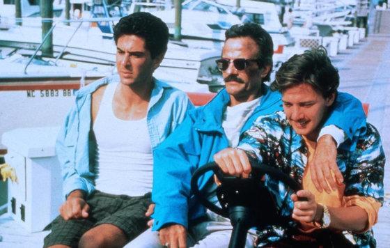 Видео к фильму «Уик-энд у Берни» (1989): Трейлер (русский язык)