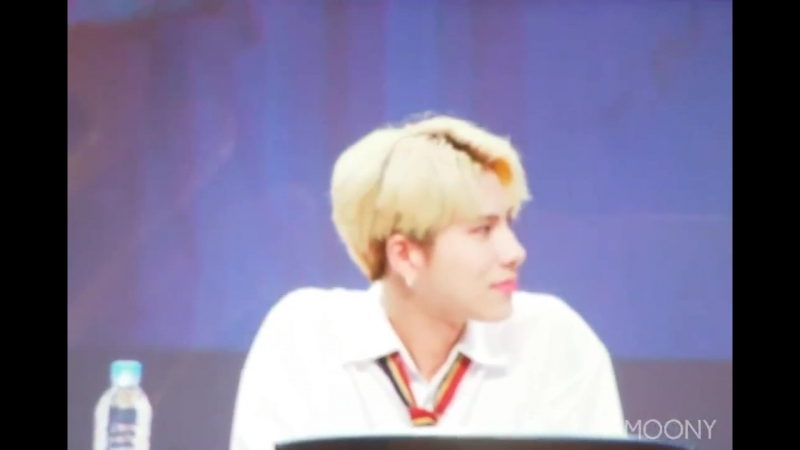 FANCAM | 19.08.18 | Wow @ 16th fansign CTS Art Hall