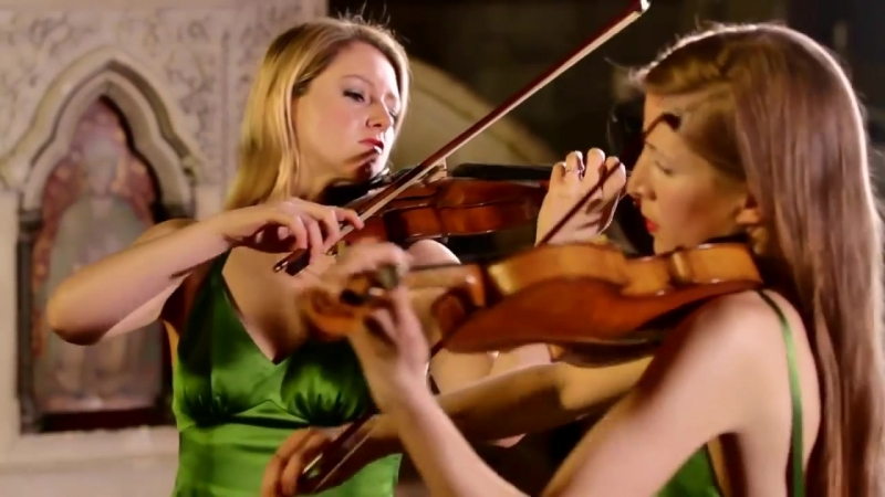 773 J. S. Bach - Invention n. 2 in C minor, BWV 773 - Retorica [Harriet Mackenzie, Philippa Mo]