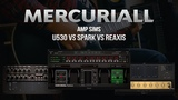 Mercuriall AmpSims Test - U530 vs Spark vs ReAxis