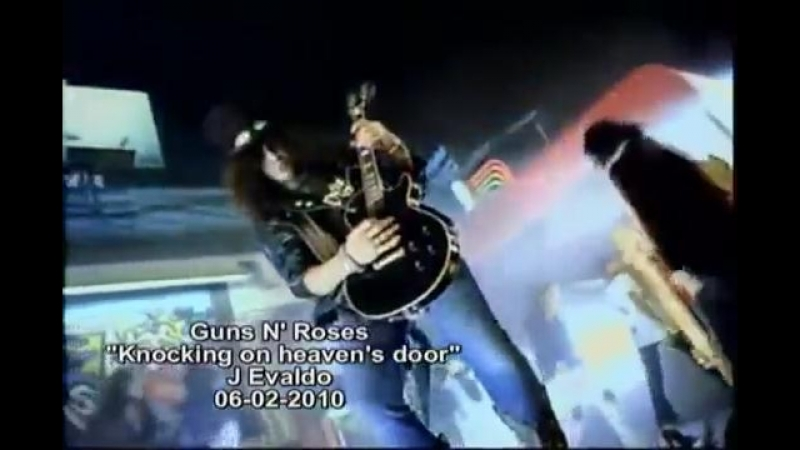 Guns N' Roses - Knockin' On Heaven's Door (1991) (Official Video)