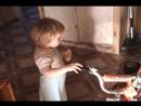Homevideo_Дедушка привёз велосипед