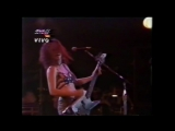 L7 (live concert) - 1993 Hollywood Rock Festival Rio de Janeiro Brazil (version 2)