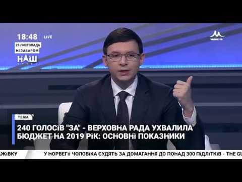 """Евгений Мураев 5 лет """"роста и финансовой стабильности"""", но в декабре им нечем платить."""