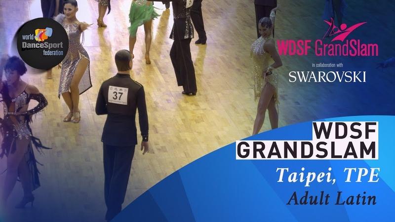 Gusev - Bondareva, RUS | 2019 GrandSlam LAT Taipei | R2 S