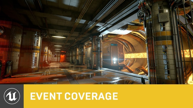 A Hands-on Look at Using Ray Tracing in Games with UE 4.22   GDC 2019   Unreal Engine