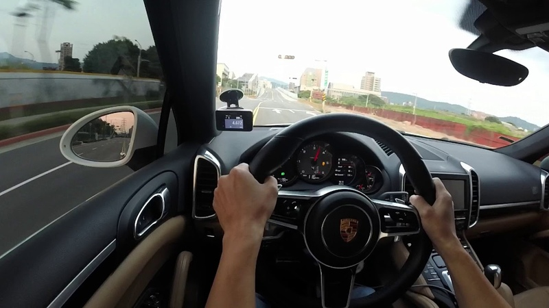 Porsche Cayenne S Diesel 4.2L V8 0~100km/h 4.67 sec / PSAECU Stage 1