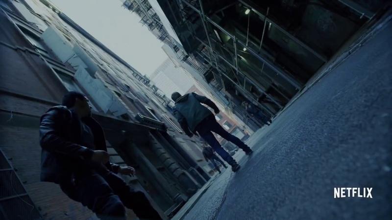 """SHIELD SUBS: Тизер с датой премьеры 2 сезона сериала """"Железный Кулак"""" (Русские Субтитры)"""