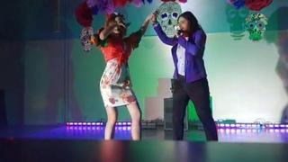 Маша Распутина и Филипп Киркоров - Роза чайная (шоу