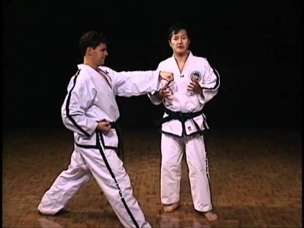 The martial way episode 4 GM Choi Jung Wha