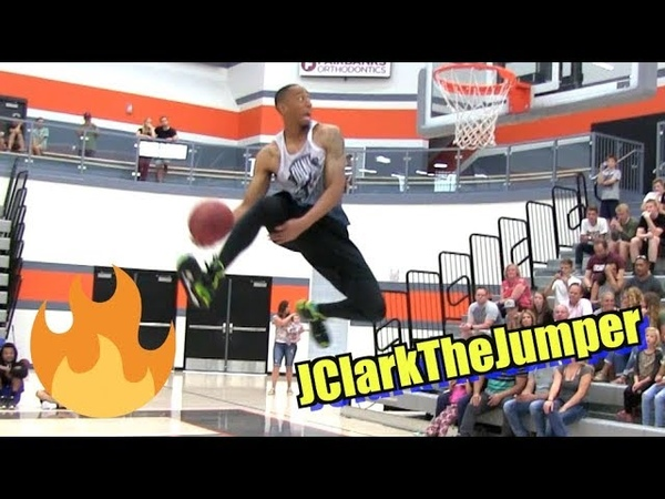 Jonathan Clark is One of the BEST Dunkers EVER!!