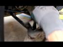 Замена задних тормозных колодок и дисков в Range Rover Evoque Рендж Ровер Эвок