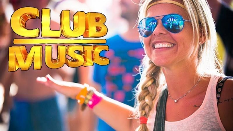 Клубняк 🔥 Клубная Электронная Музыка 2018 🔥 IBIZA PARTY DJ MIX Bass Boosted