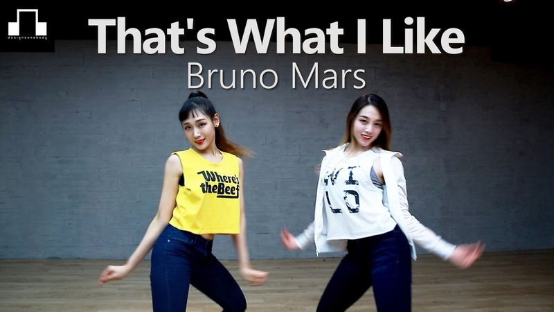 Thats What I Like-Bruno Mars dsomeb Choreography Dance