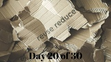 Change the World Day 20 of 30 Make Small Commitments to Save the Planet!
