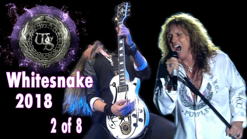 Whitesnake (David Coverdale) - The Gypsy - 2018 - (2 of 8) -