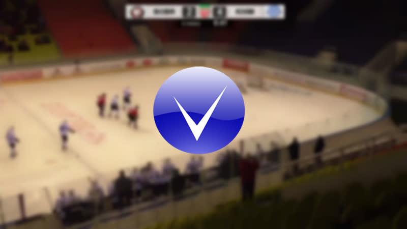 победа - у новополоцких хоккеистов