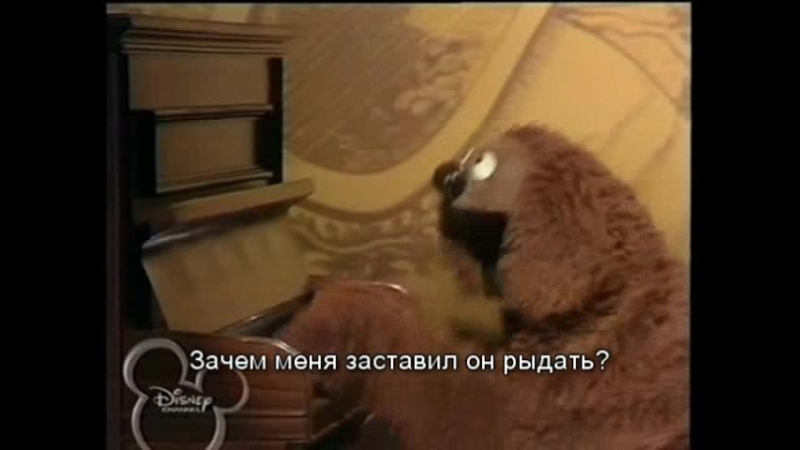 Muppet show s1e03 with Ruth Buzzy (original air date 11.10.1976)