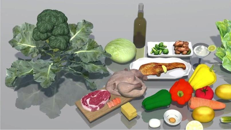 76432bd6533f09 Кетогенная диета — это низкоуглеводный тип питания с высоким содержанием в  меню жиров. Диета похожа на: