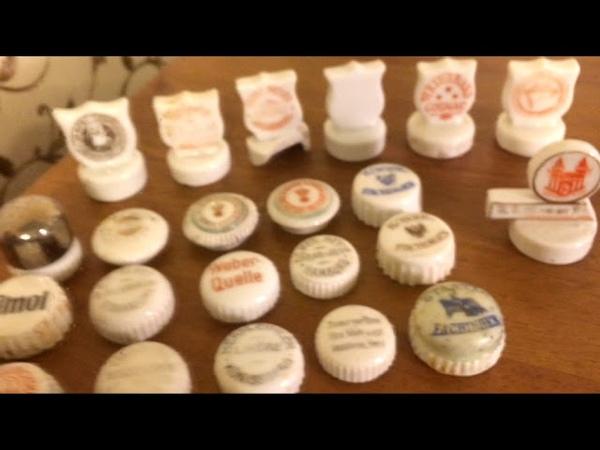 Керамические пробки - моя коллекция