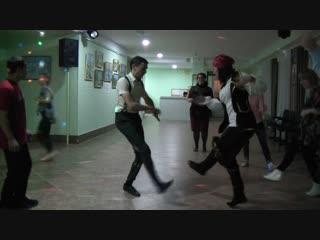 Танцклуб ЭЛИС. Наш рок-н-ролл