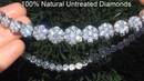 Super High End GIA Certified VS Clarity 23.50 Carat Diamond Necklace From Beverly Hills Estate