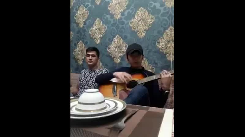 НУРТУГАН КАЗИЕВ жонли ижроода койил.mp4