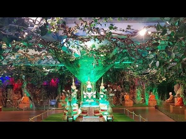 231 Вьетнам Пагода ЛИНЬ ФУОК ПОДЗЕМНЫЙ МИР ХРАМА БОЖЕСТВА И ДЕМОНЫ Vietnam Linh Phuoc UNDERWORLD