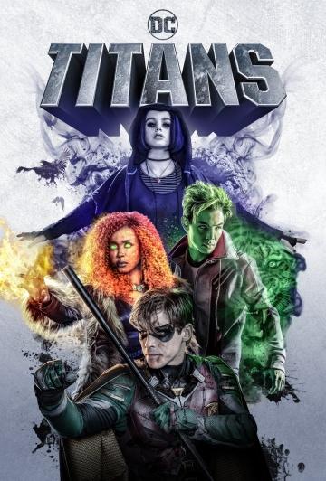 Титаны (сериал 2018 – ...) Titans смотреть онлайн