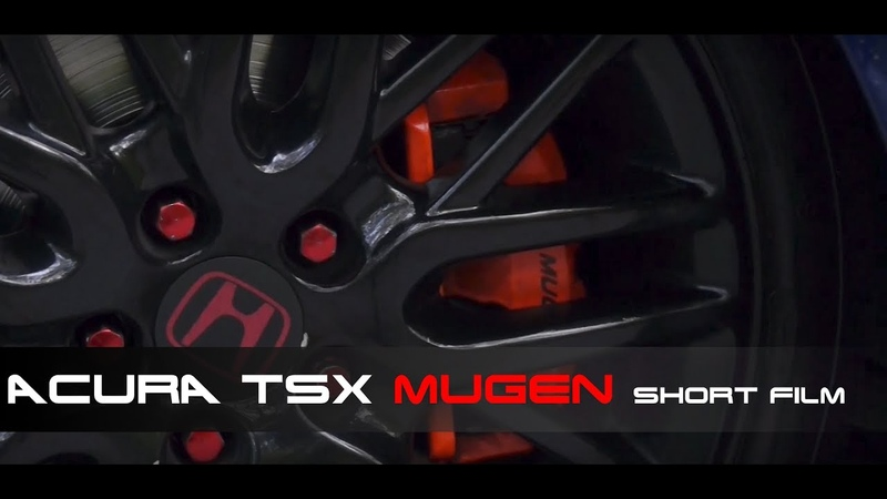 ACURA TSX MUGEN short film CvO - cry sea virtual