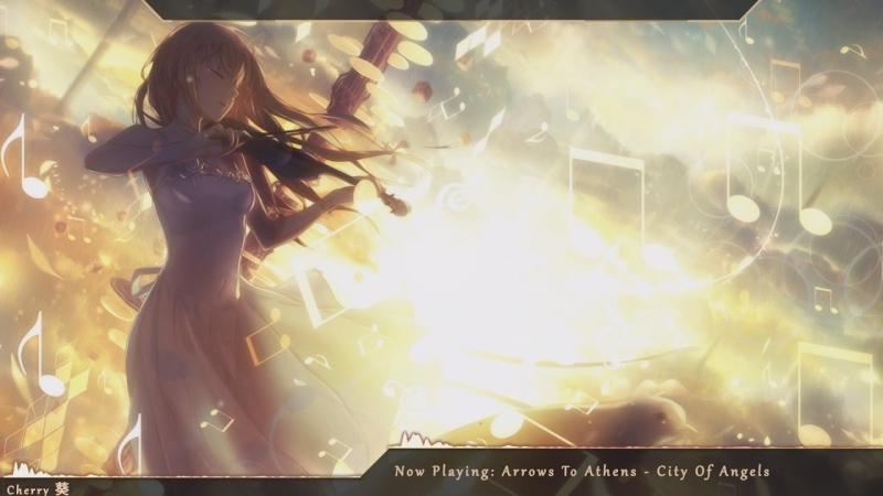 Arrows To Athens - City of Angels(AMV - Broken Dreams) Твоя апрельская ложь