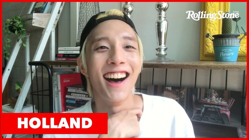 Holland Answers Fan Questions About Love, Life, BTS and Being LGBTQ