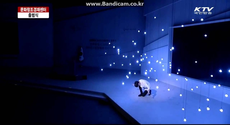 150211 TAEMIN Modern Dance Performance @ Launched the Creation of Cultural and Creativity Economy