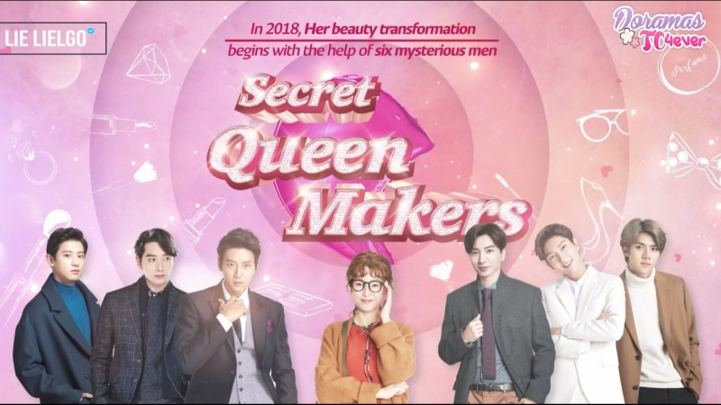 Secret Queen Makers EP 6 DoramasTC4ever