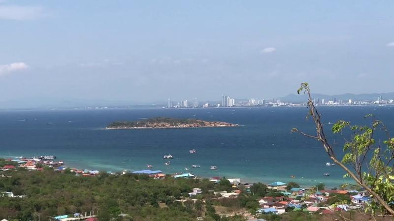 Смотровая площадка на острове Koh Larn