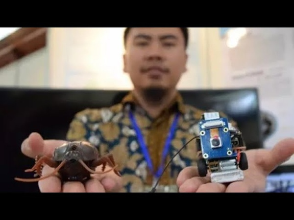 TNI Akan Dipersenjatai Robot Mata-Mata Canggih Buatan Dalam Negeri, Malaysia Makin Keder?