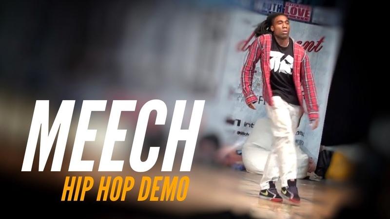 HIP HOP | MEECH judge demo | JAM ON IT 2011