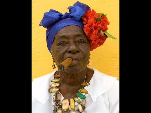 Сигара от кубинской бабушки